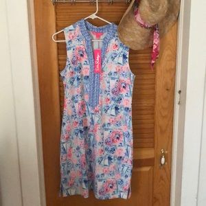Lilly Pulitzer Sea to Shining Sea Dress